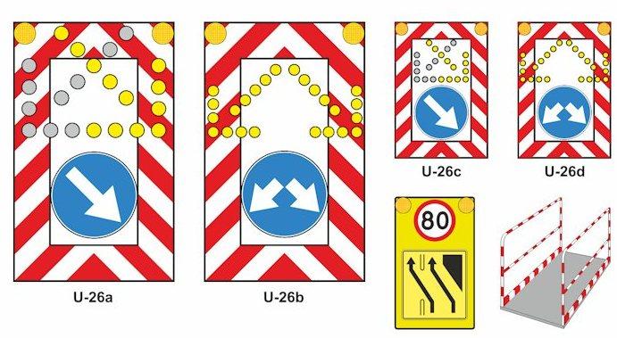Artykuły bezpieczeństwa ruchu drogowego